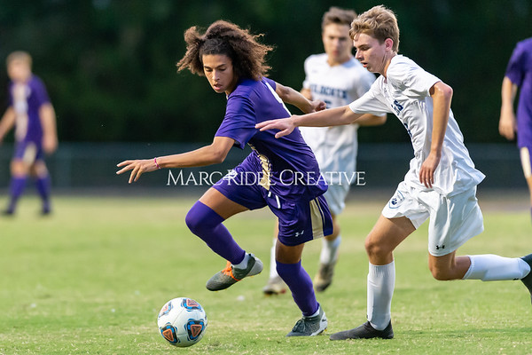 Broughton soccer vs Millbrook. October 7, 2019. D4S_6173