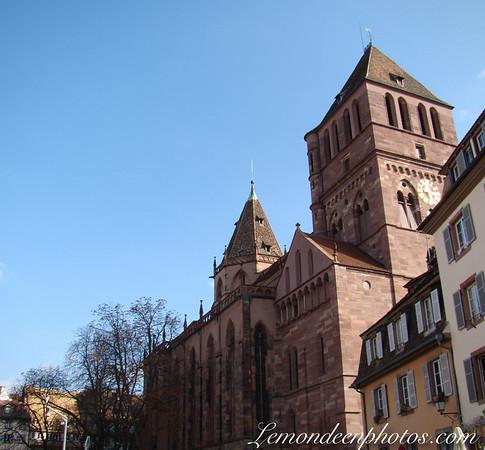 Eglise Protestante St Thomas