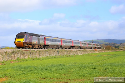 2014 - Crosscountry Trains