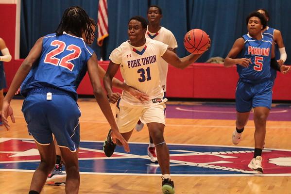 Prep Basketball vs. Church Hill Academy - Nov 18