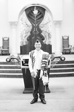 Bar Mitzvah Synagogue Photographs - Congregation AM Del Mar - Per Bar Mitzvah Photographs - Brendon 08/21/2017
