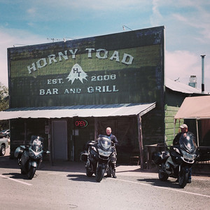 2014 - Day Rides