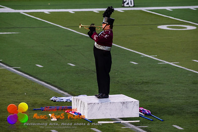 16. Illinois Valley Central  Marching Grey Ghosts