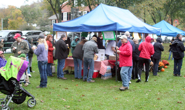 Woodstock's Chili Cook-Off, 2011