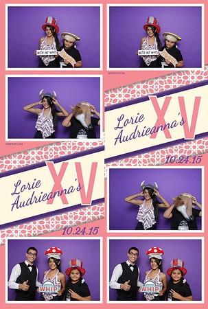 Lorie's XV | Oct. 24th 2015