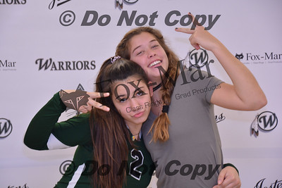 2016 - Westminster Girls Volleyball  | Step and Repeat
