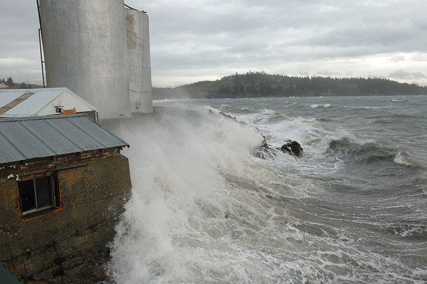 San Juan Island - November '06 Storm