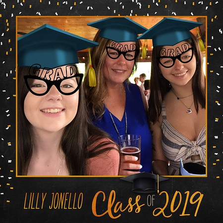 Lilly Jonello Graduation Party