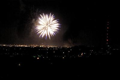 Austin Fireworks 2008