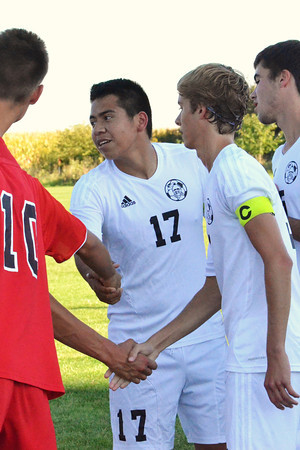 Soccer vs. Yorkville 9/26