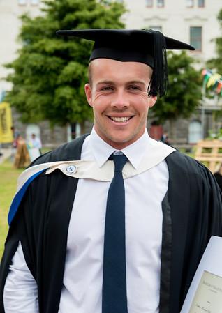 Andrew Roy Graduation
