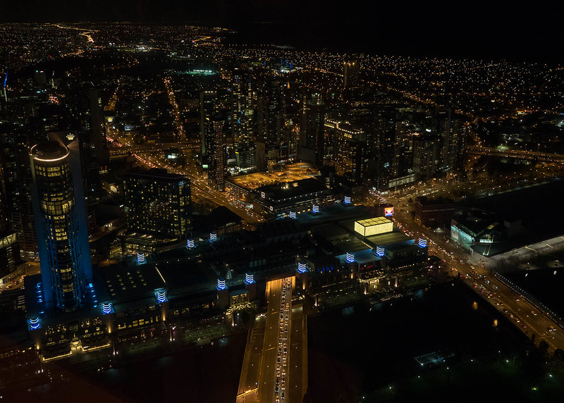 Crown casino and South Melbourne