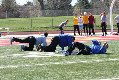 Men's 3000 Meters - 2012 Ferris State Invitational