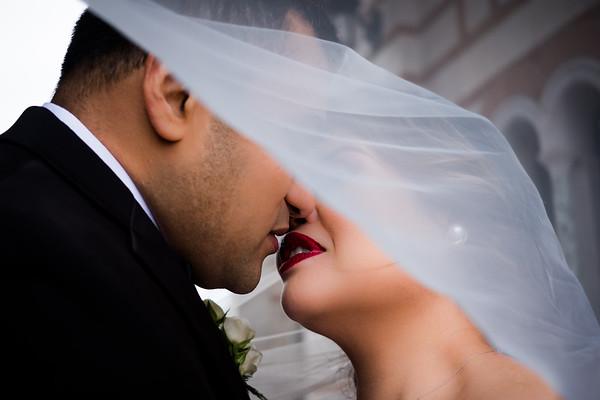 Cristina & Sameer - Christian Wedding