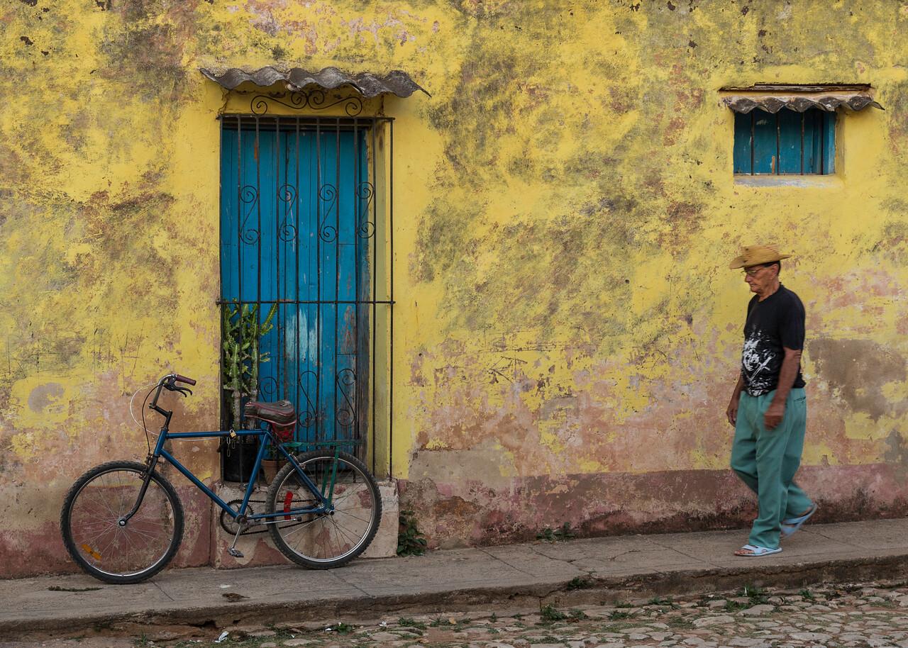 Early Morning in Trinidad, Cuba