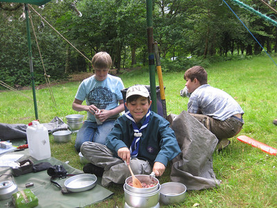 Youlbury Camp