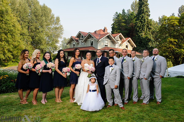 Wedding Party/Family