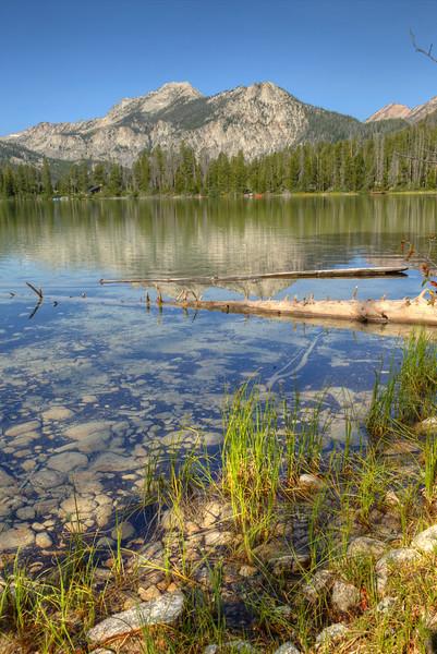 Pettit Lake - Sawtooth Mountains - Idaho