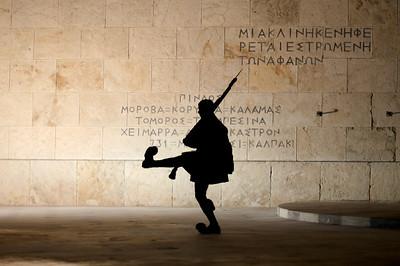 GREEK PRESIDENTIAL GUARD SNAPSHOTS