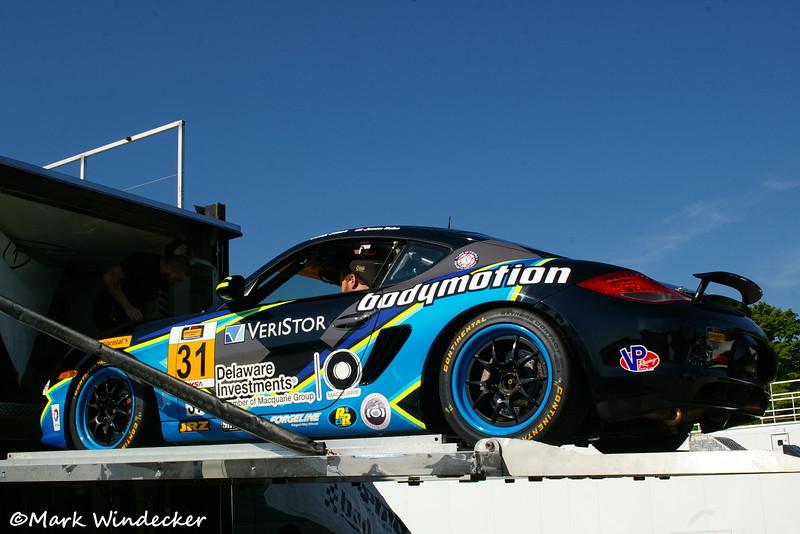 ST Bodymotion Racing Porsche Cayman