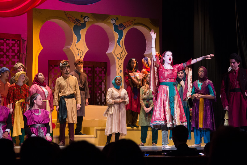 "Lalume (""Not Since Nineveh"") -- Kismet, Montgomery Blair High School spring musical, April 15, 2016 performance (Silver Spring, MD)"