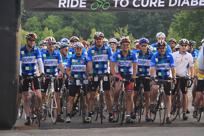 2012-07-14 Burlington Ride to Cure Diabetes