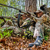 14 APR 2011 - Turkey hunt with Craig Morgan / Rocky Brands.  Harris County, GA.  Photo by John D. Helms - johndhelms@hotmail.com
