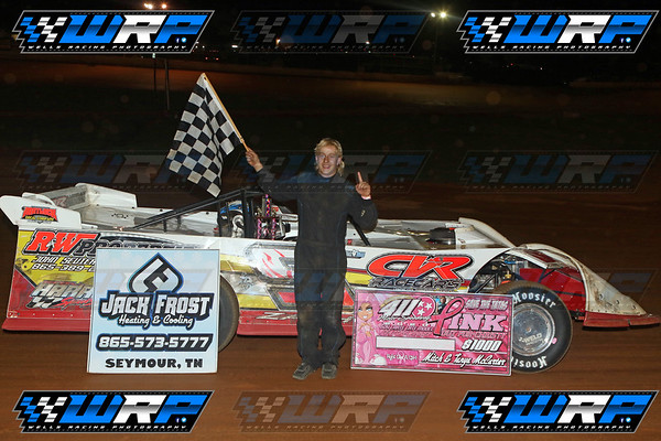 "411 Motor Speedway ""Pink Out For Christy"""