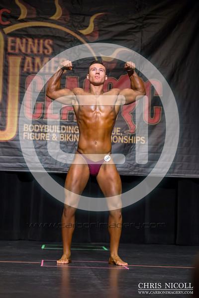 Mens Bodybuilding - Prejudging