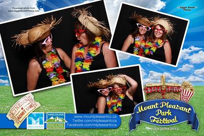 Mount Pleasant Park Festival