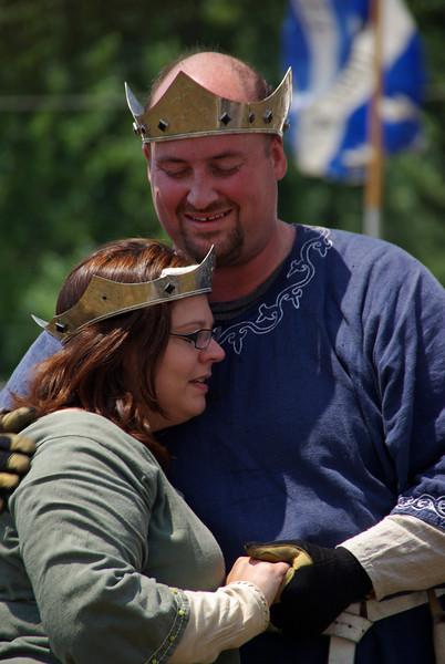 Rey & Miriel, Prince and Princess of Gleann Abhann