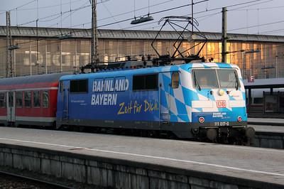 DB Class 111