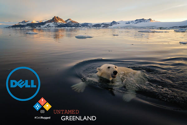 Dell Rugged - Greenland Expedition