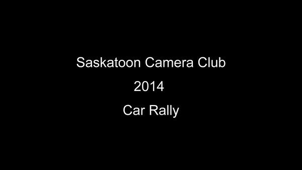 Car Rally 2014