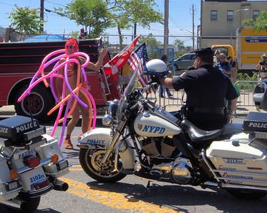 Coney Island Mermaid Parade - 6-21-14