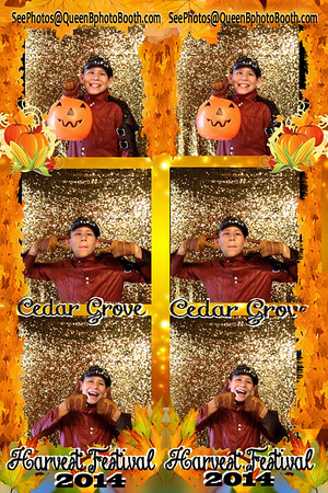 Cedar Grove 2nd Annual Harvest Festival 2014