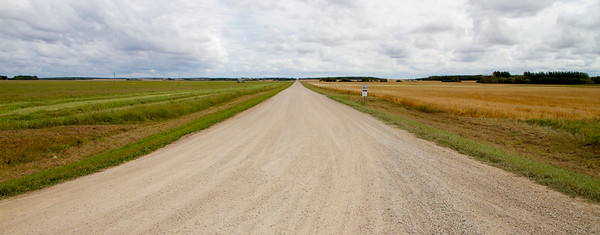 September: Saskatchewan and Manitoba