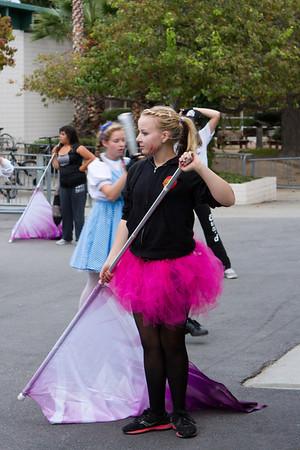 2012-Halloween-practice