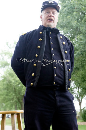 Company C, 45th Illinois Volunteer Infantry  Friday Evening Presentation and Dinner 2017