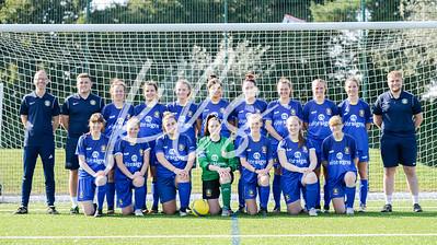 Gainsborough Trinity Womens vs Lincoln United Womens 26/09/21