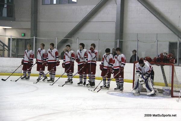 Wasilla VS Bartlett 11-12-2009