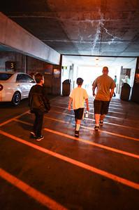 OC auto show 2015 - spencer & xander