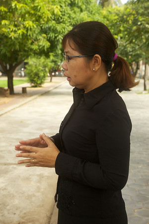 Phnom Penh - Tuol Sleng Prison