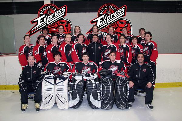 Walpole Express Team Photos 05-06 Season