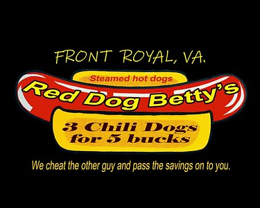The Infamous Red Dog Betty's