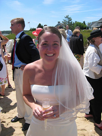 Abby's Wedding, July 2004