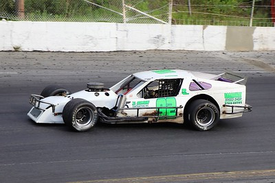 Mahoning Valley Speedway - Modiifieds and Support Divisions (5-22-21)