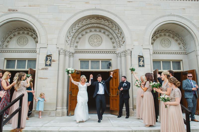 Taylor + Jake's Wedding