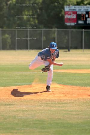 East Bladen jv Redsprings 5/21/21 baseball