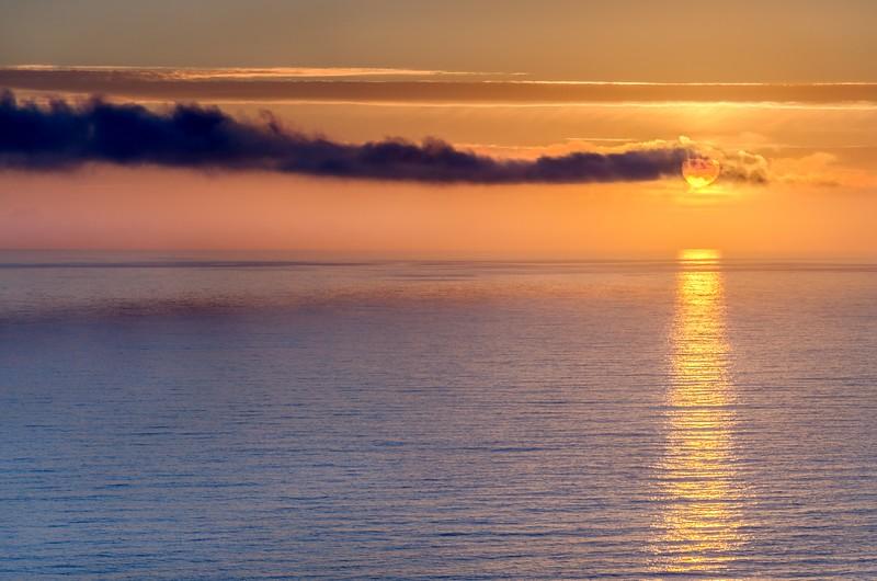 Dragon Cloud, Sea Ranch, California